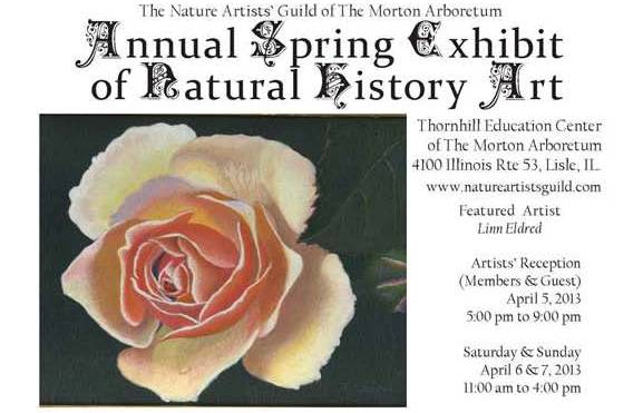Nature Artists' Guild Spring 2013 Exhibit