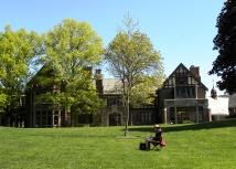 Nature Artists' Guild at Mayslake Peabody Estate 2013-1