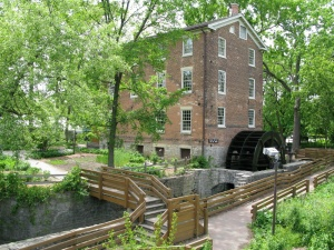 """Graue Mill"", © Bill Schauert.  Used with permission."