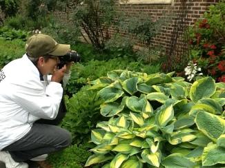 Nature Artists' Guild at Mayslake Peabody Estate 2014 5