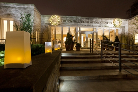 The Morton Arboretum Thornhill Education Center. Photo credit www.mortonarb.org