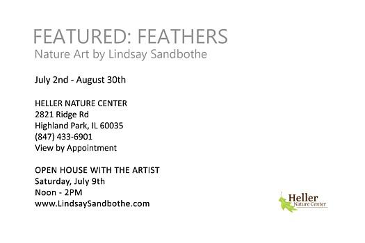 Lindsay Sandbothe Exhibit Postcard back