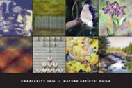 Nature Artists' Guild at Kavanaugh Gallery 2016 Front