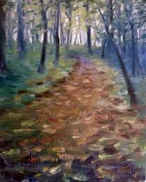 autumn-woods-copyright-maggie-capettini