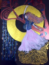 klimt-style-tree-of-life-girl-copyright-rebecca-janega