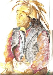 native-american-drawing-copyright-pat-anderson