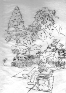 park-bench-copyright-kathy-wagner-selbach
