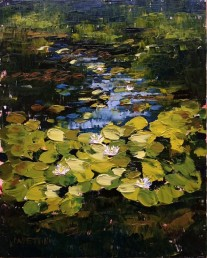 water-lillies-iv-copyright-maggie-capettini