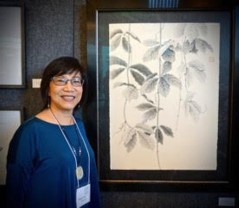 2017 Spring Exhibit Nature Artists' Guild Featured Artist Nancy Wu