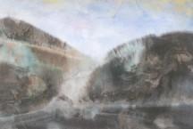 Retreating Glacier, copyright Joe Rizzo.